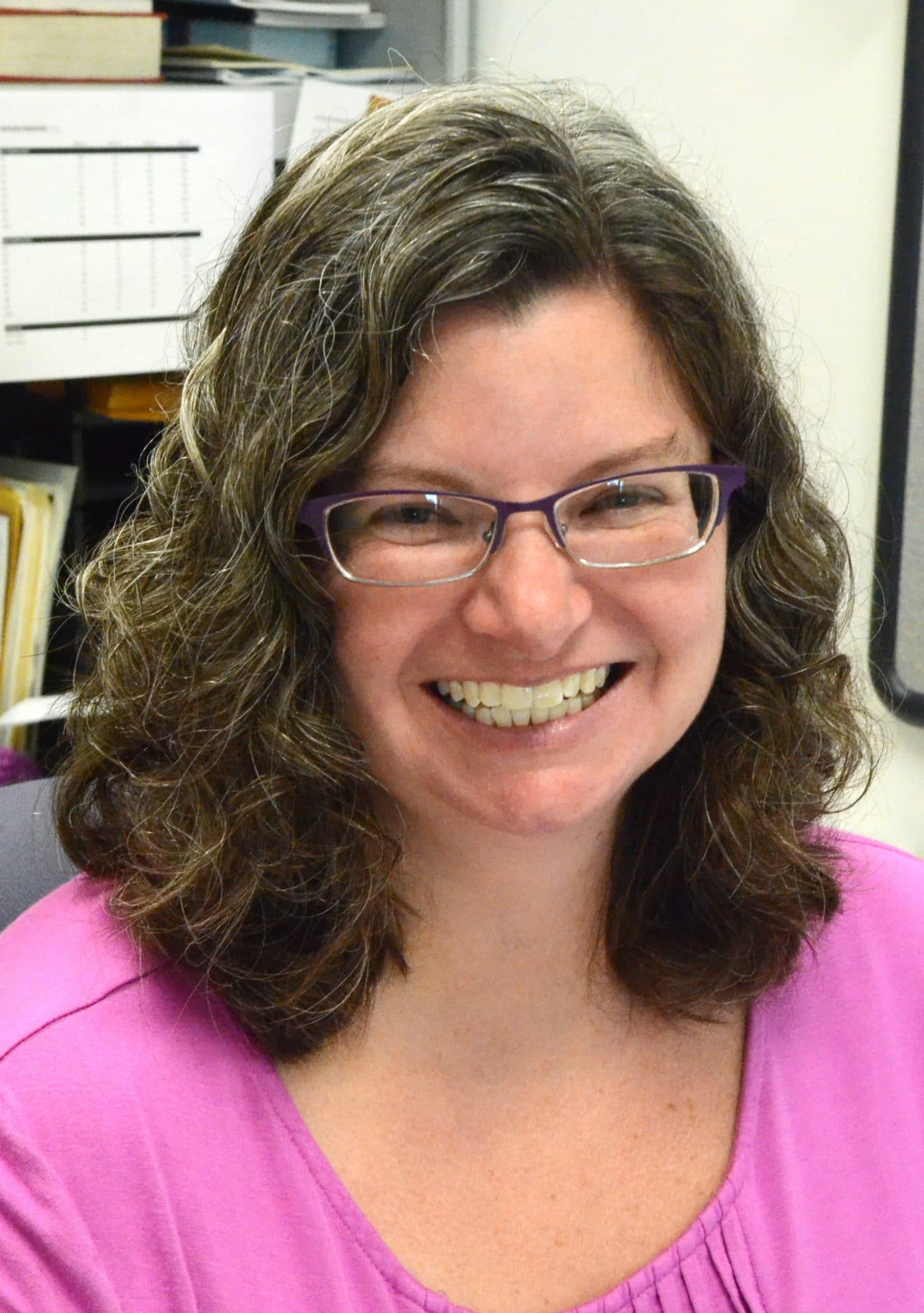 Adrienne McGee Sterrett : Lifestyle and Special Sections Editor