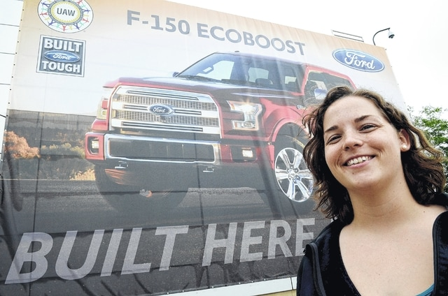 Magazine recognizes lima s shelley for work on ecoboost for Ford motor company employee website
