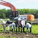 Lima breaks ground on wastewater treatment project