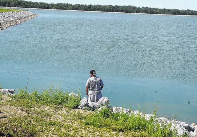 Best place to fish the lima news for Ohio one day fishing license