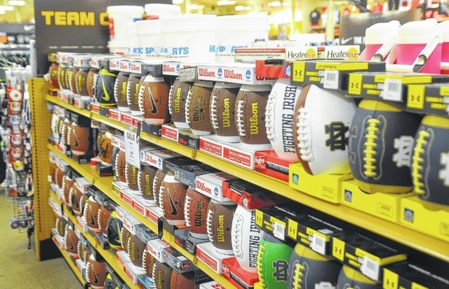 Sporting Goods Equipment ~ Best sporting goods store the lima news