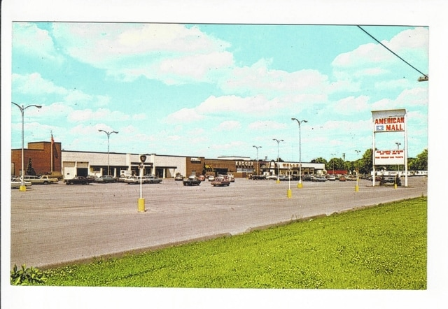 Lima Ohio Mall >> The Making Of The American Mall The Lima News