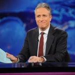 Stewart says farewell as 'The Daily Show' host