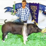 Elwer's pig wins top prize at Ohio State Fair