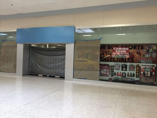 Lima Ohio Mall >> Lima Sports Collectibles To Open In Mall The Lima News