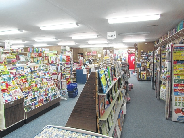 Lima Educational Supply Store Offers A Little Bit Of Everything
