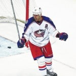 Blue Jackets post first victory of the season