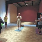 Teaching yoga 'labor of love' for studio owners