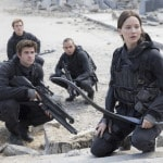 Last 'Hunger Games' opens to franchise low of $101 million