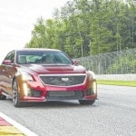 Auto review: 2016 Cadillac CTS-V is superfast, super smart