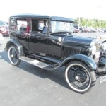 Ford Model A: Ride back into time