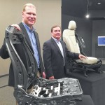 Ford's ambitious global seat for use in all vehicles