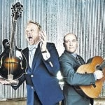 Bluegrass duo Dailey & Vincent return to Lima for Christmas