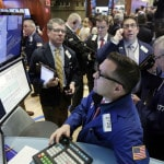 Stock market skids after cautious comments from the Fed