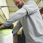 Local brothers create discount paint, help environment