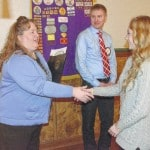 Lima Noon Optimist Club recognizes 15 students at Youth Appreciation Luncheon