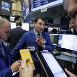 Stocks snap higher following encouraging signs on US economy