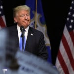Trump says he's 'not toning it down,' drawing Clinton barbs