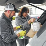 First Lima News recycle event a success