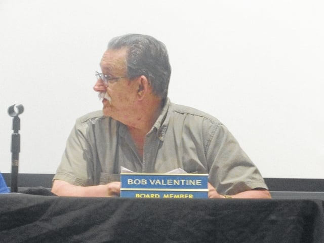 Schön St. Marys School Board Member Bob Valentine Discussed Concerns With A  Company The Board Hired To Assist The District With The Possibility Of  Moving The High ...