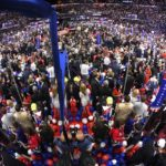 Trump rouses party faithful