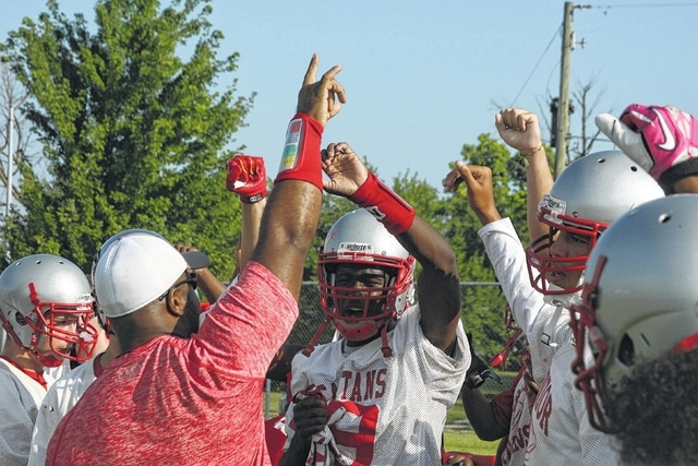Lima Senior head coach Andre Griffin will look to keep the winning ways going at Lima Senior in his first year.