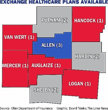 Feeling the pain: Obamacare premiums soar - The Lima News