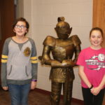 Crestview holds spelling bee, winners move to county competition