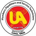 Plumbers, Pipefitters & Service Technicians Local 776 donate hats and gloves to Heritage Elementary