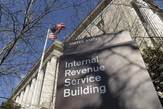 In this March 22, 2013, file photo is the exterior of the Internal Revenue Service building in Washington. As millions of Americans file their income tax returns, their chances of getting audited by the IRS have rarely been so low. The number of people audited by the IRS last year dropped for the sixth straight year, to just more than 1 million. The last time so few people were audited was 2004, when the population was significantly smaller.
