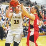 Ottawa-Glandorf gets another district title in girls basketball