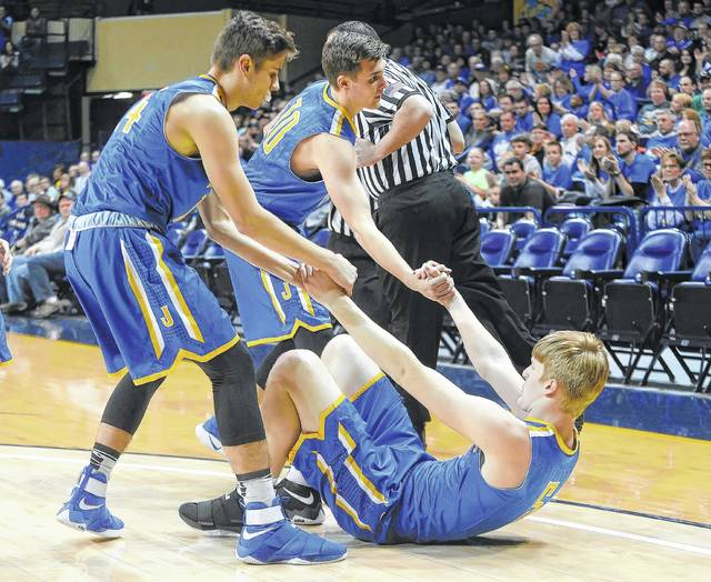 Seniors Lift Delphos St John S The