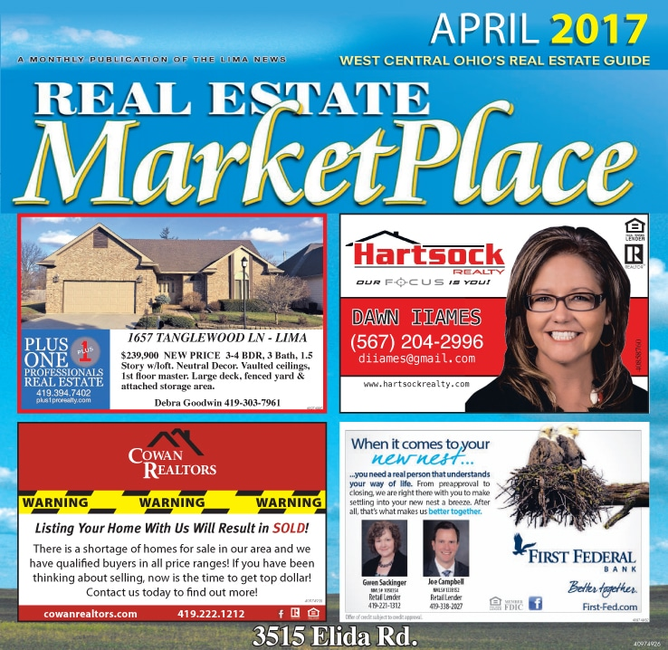 Real Estate Marketplace April 2017
