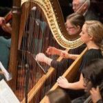 University of Findlay Orchestra performing spring concert