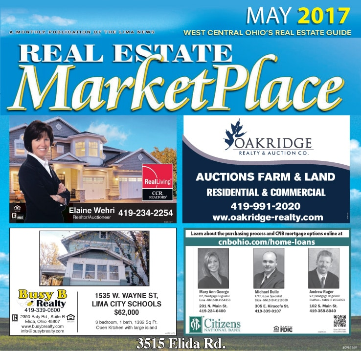 Real Estate Marketplace May 2017