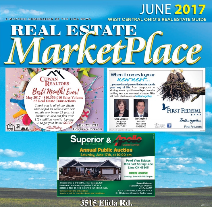 Real Estate Marketplace June 2017