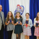Crestview middle schoolers receive awards