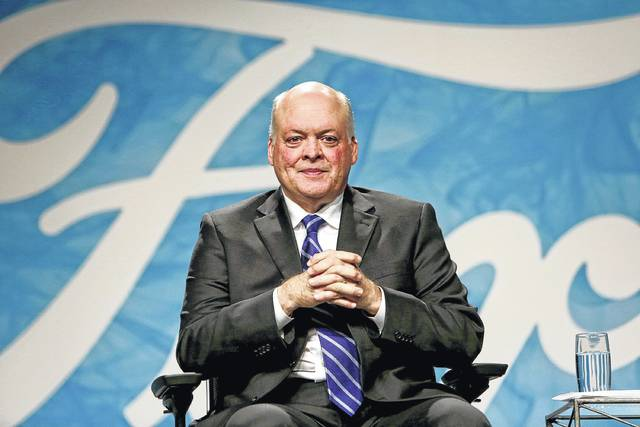 The 'superpower' of Ford's new CEO - The Lima News