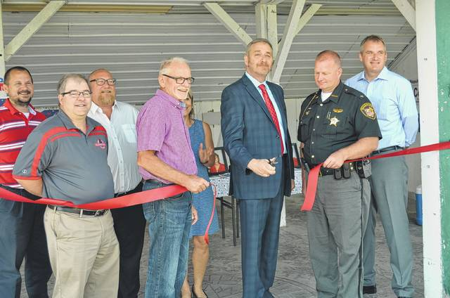 State Auditor Yost visits Putnam Co  Fair - The Lima News