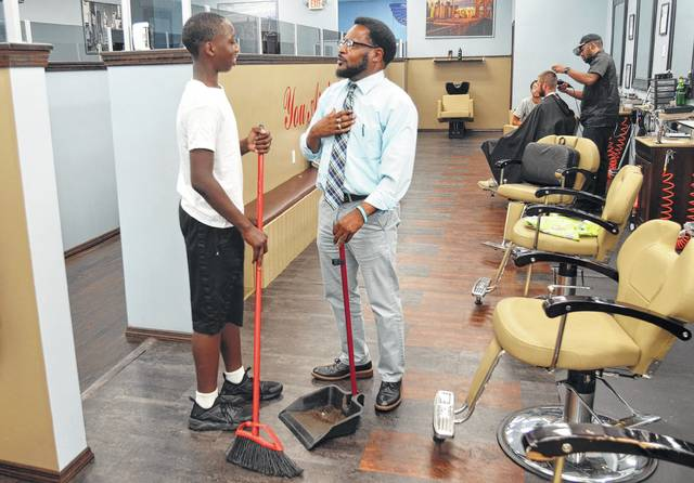 Hire A Kid Program Sees Changes In Its Tenth Year The Lima News