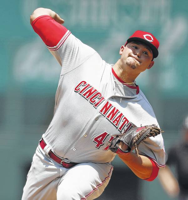 Cincinnati starting pitcher Sal Romano scattered six hits and allowed two runs in five innings of work Thursday against Colorado in Denver.