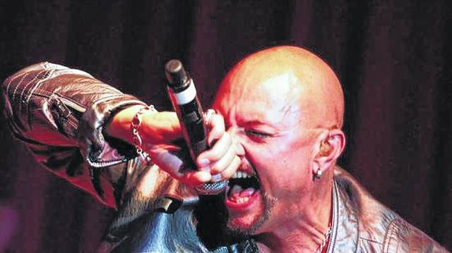 Geoff Tate's Operation Mindcrime will be in concert a week from now in Lima.
