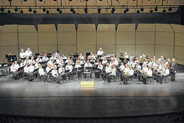 """Lima Area Concert Band is performing """"Welcome to the Cabaret"""" Saturday at Veterans Memorial Civic Center."""