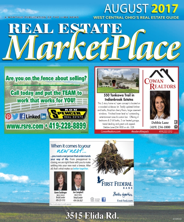 Real Estate Marketplace August 2017