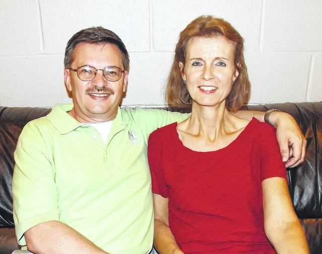 Paul and Annette Hoverman have been married for 35 years. They met as college students at Bowling Green State University, and the couple has shared their gift of music with countless folks. Annette is a seasoned piano instructor.