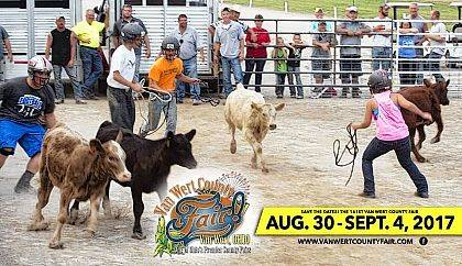 The Van Wert County Fair kicks off Wednesday and runs through Sept. 4.