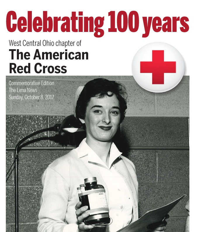 Red Cross 100 Anniversary