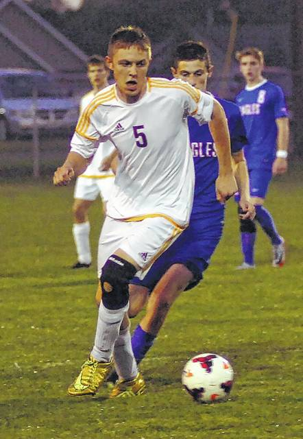 Kalida proves opportunistic in boys soccer victory - The ...