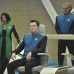 Seth MacFarlane takes off on his space odyssey 'The Orville'