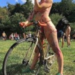 Get This: Bikers in the buff ride through Philadelphia's streets